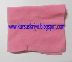 stocking warna pink madder lake (Mbs006)