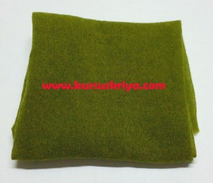 stocking warna hijau, cedar green (Mbs053)