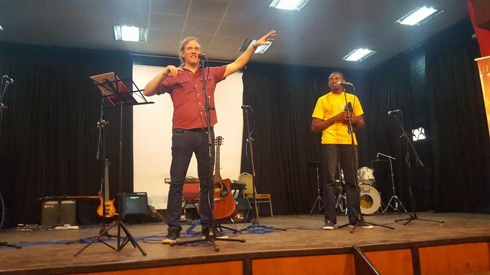 Teaching Pic Cameroon