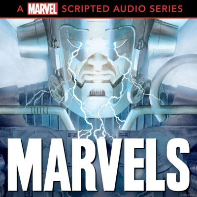 Marvels Podcast