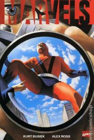 Marvels graphic novel