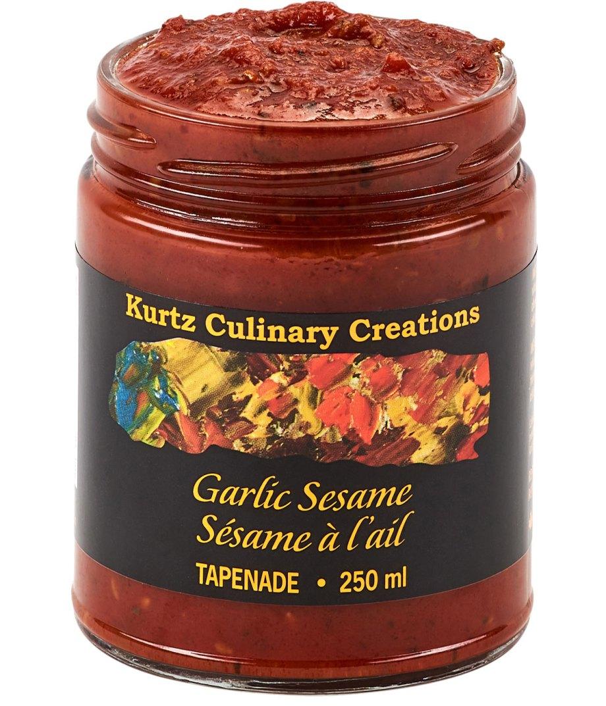 Garlic Sesame Sauce