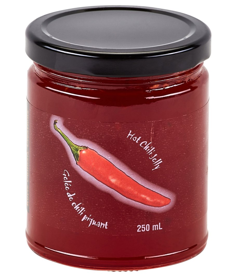 Hot Chili Pepper Jelly