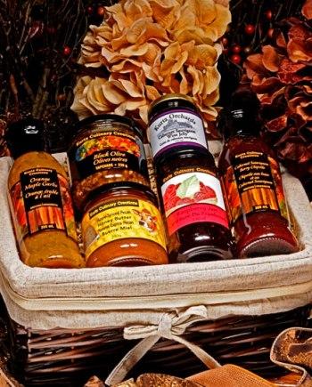 Kurtz Classic Condiment Collection