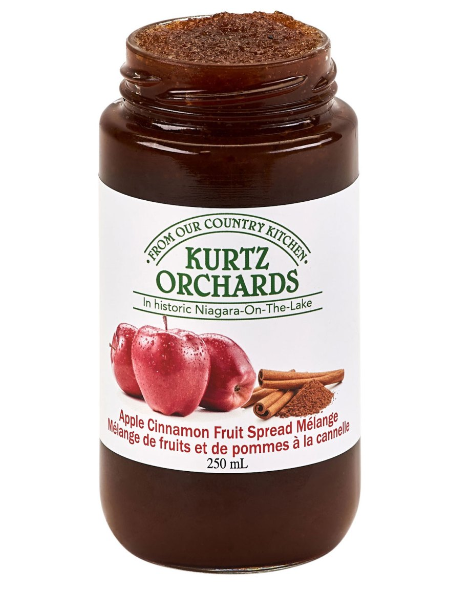 Apple Cinnamon Fruit Melange
