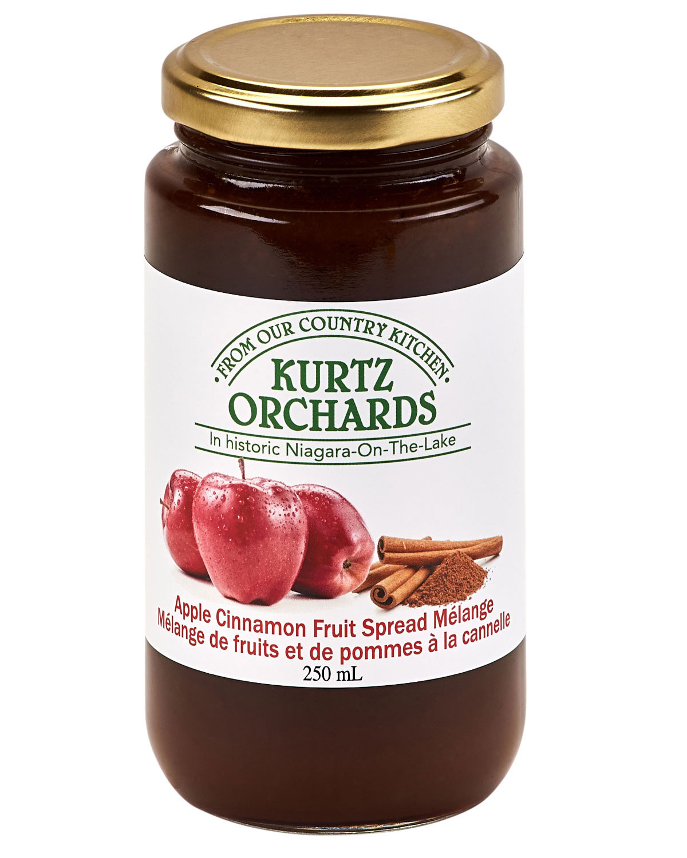 Apple Cinnamon Fruit Spread Melange
