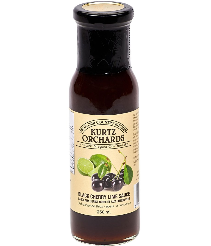Black Cherry Lime Sauce