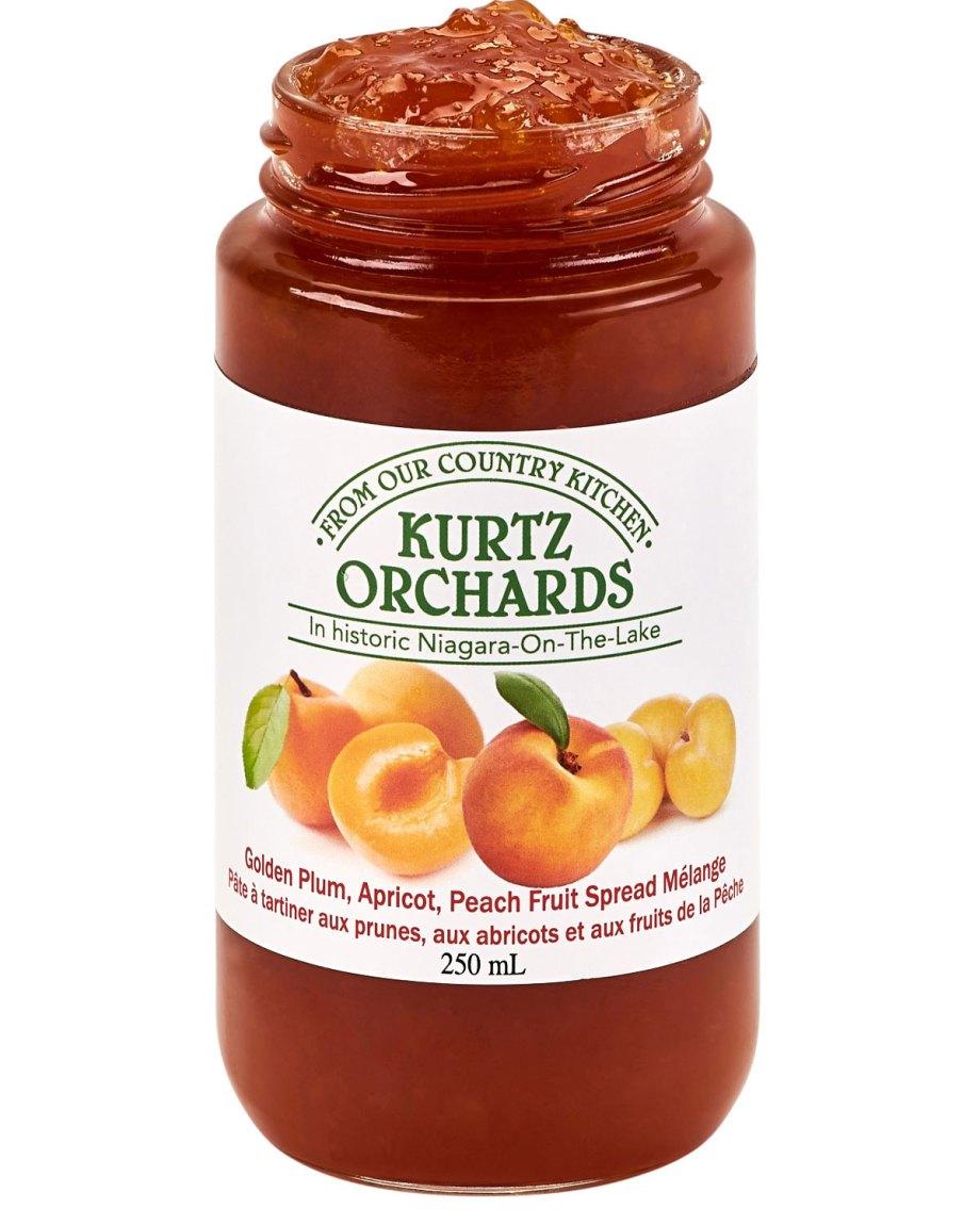 Golden Plum Peach Squash Sauce