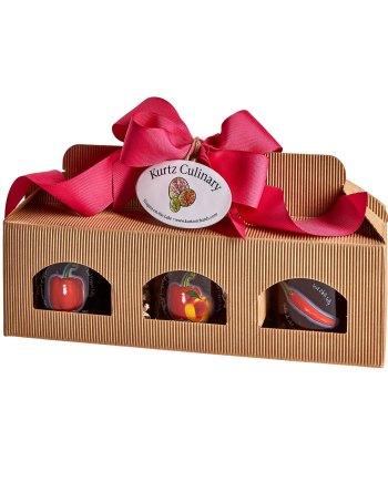 Pepper Jelly Trio Gift Box