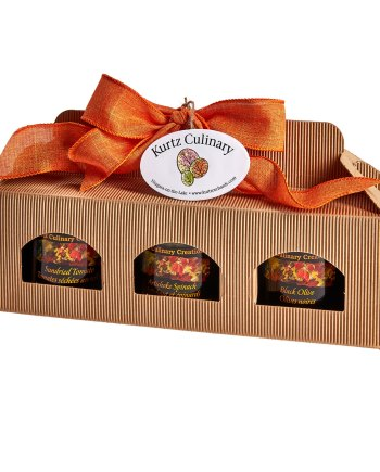 Tapenade Trio Gift Box