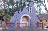 kurusady church