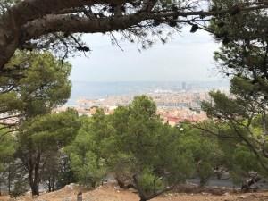 Blick über Marseille