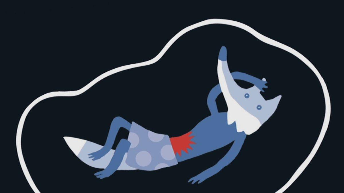 Die Geschichte vom Fuchs der den Verstand verlor