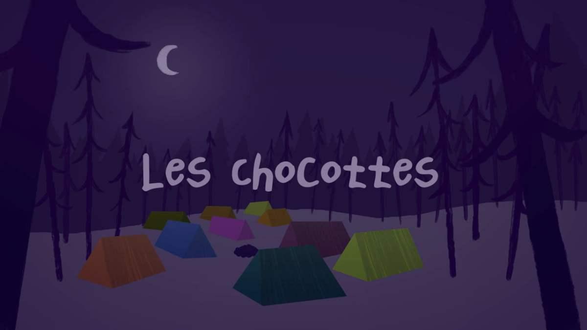 Les Chocottes