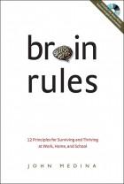 Brain Rules book cover