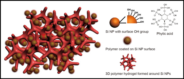hydrogel_silicon_nanoparticles