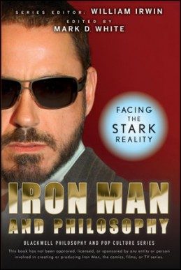 Iron Man and Philosophy book cover
