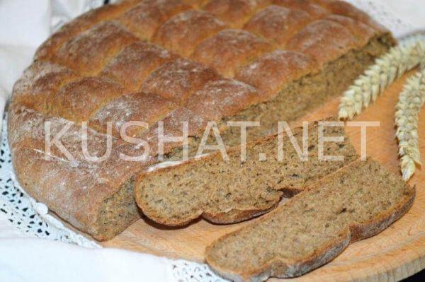 Ржаной хлеб с солодом. Пошаговый рецепт с фото | Кушать нет