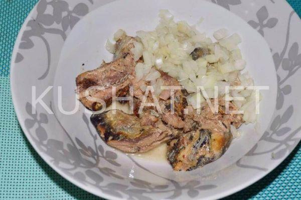 Котлеты из сардины с рисом. Пошаговый рецепт с фото ...
