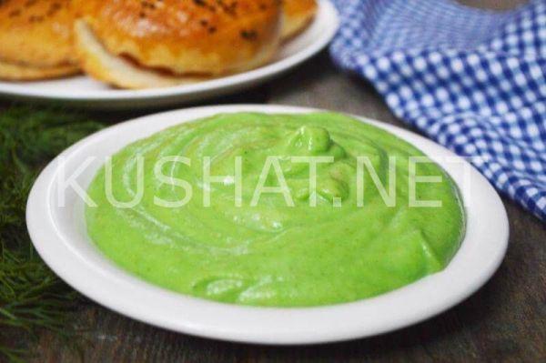 Пюре из зеленого горошка. Рецепт с фото • Кушать нет