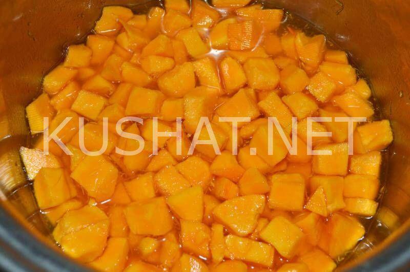 Варенье из тыквы с апельсином. Пошаговый рецепт с фото ...