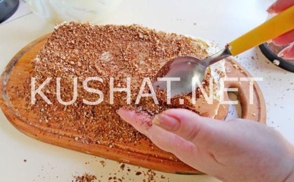 Торт «Сказка» по ГОСТу в домашних условиях. Рецепт с фото ...