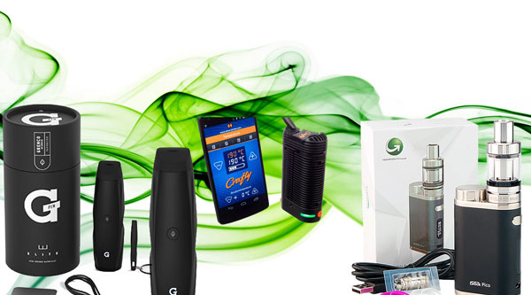 Vaporizers in Toronto at Kushh Hemp Culture Store