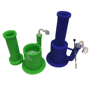 Lit Silicone Rig | Kushh Toronto Head Shop in North York