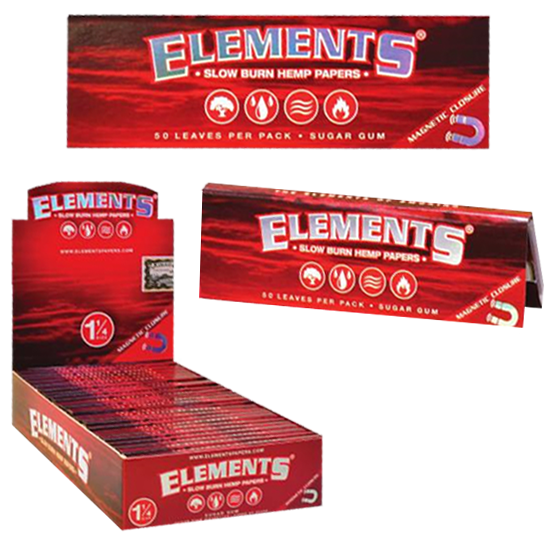 Elements Hemp Rolling Papers | Kushh Toronto Head Shop in North York