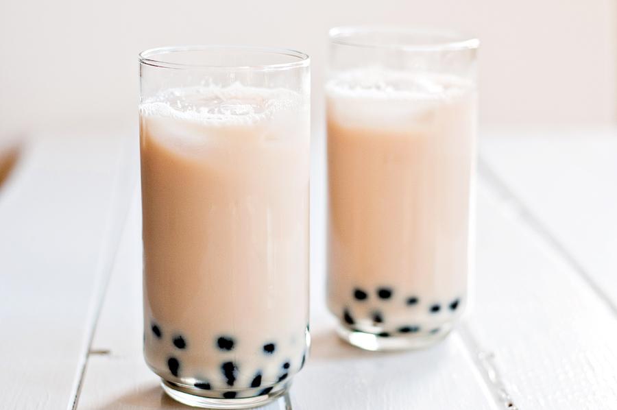 Iced Milk Tea Recipe