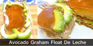 Avocado Graham Float De Leche / Negosyo Recipe