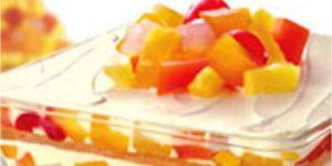 Fiesta Float (Fruity Ref Cake) Recipe