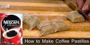 How to Make Coffee Pastillas / Negosyo Recipe