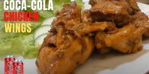 Coca- Cola Chicken Wings