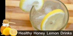 How to Make Healthy Honey Lemon Drinks