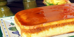 Nana Ming's Classic Custard Cake Recipe