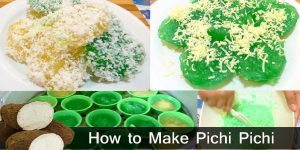 How to Make Pichi – Pichi