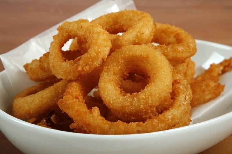 Dip Recipes For Onion Rings