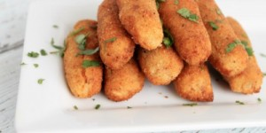 Easy Bacon Croquettes Recipe