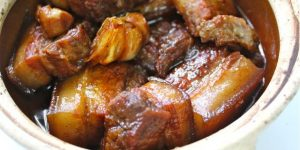 Braised Pork Belly Humba Recipe