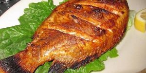 Filipino Style Tilapia Steak Recipe