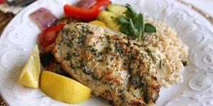 Herbed Chicken Breasts Recipe