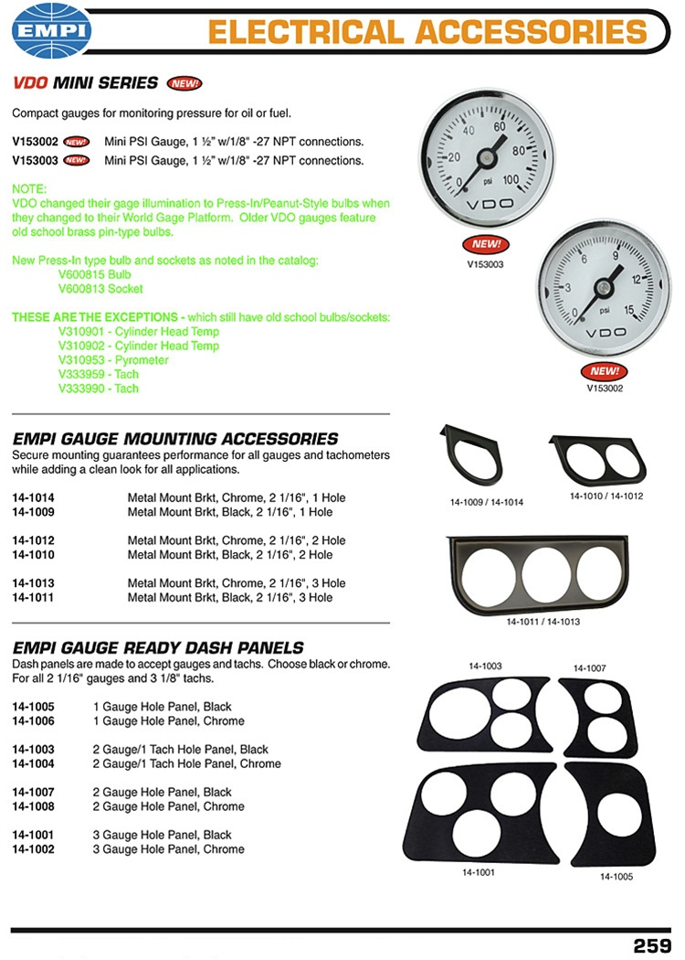 autometer gauge installation instructions