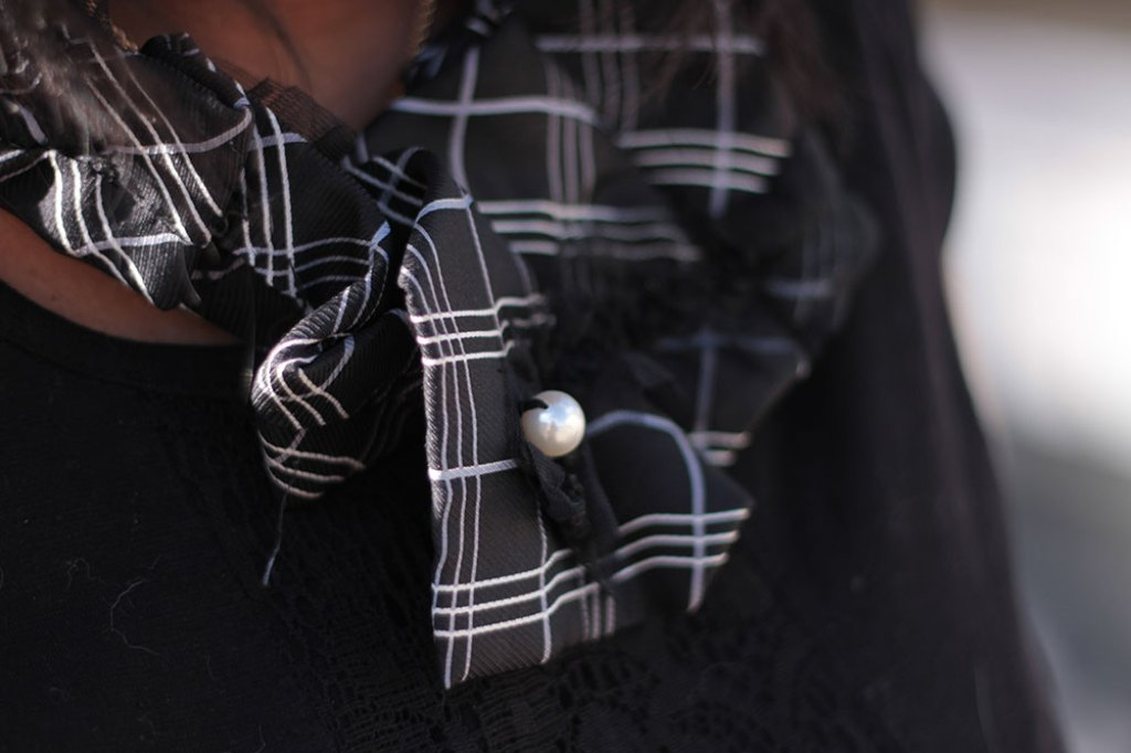 Accessoire cravate femme | Kustom Couture