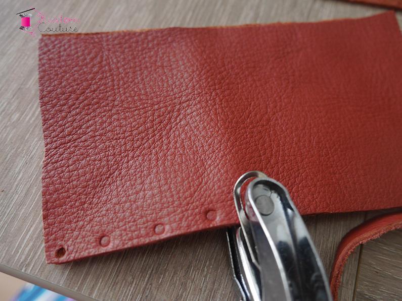 DIY Pochette de smartphone en cuir | Kustom Couture