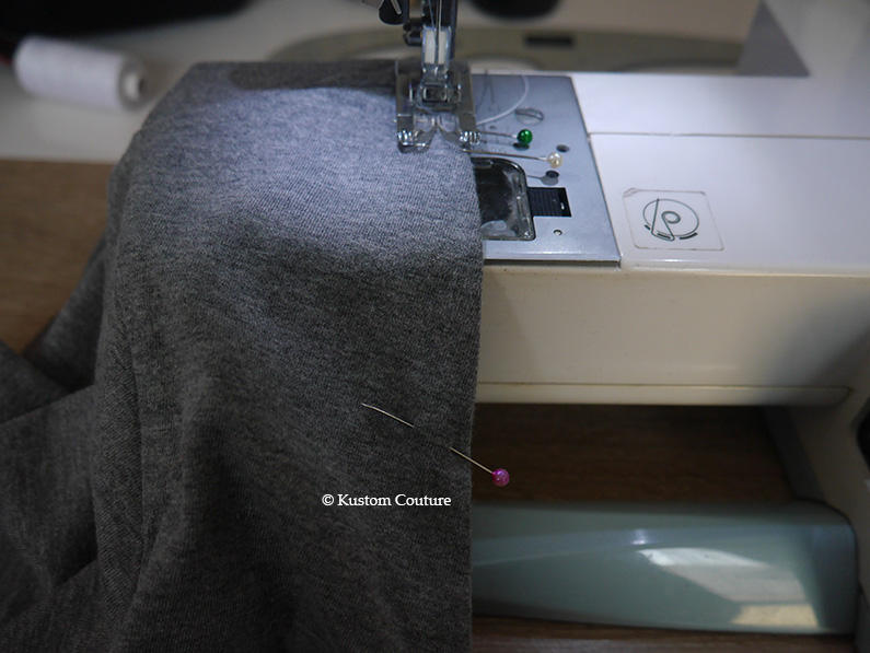 Customisation d'une robe basique | Kustom Couture
