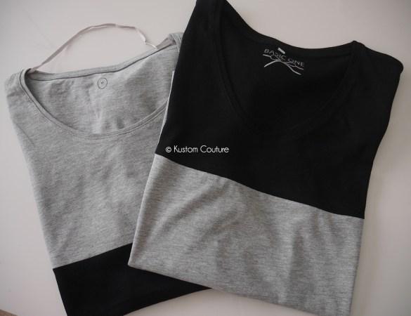 Customiser des tee-shirts basiques en les fusionnant | Kustom Couture