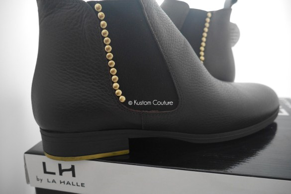 Customiser des bottines Chelsea | Kustom Couture
