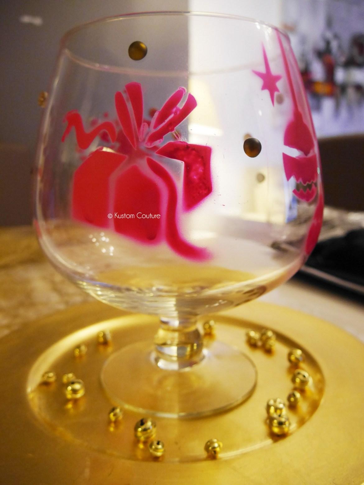 Comment créer un vase de Noël | Kustom Couture