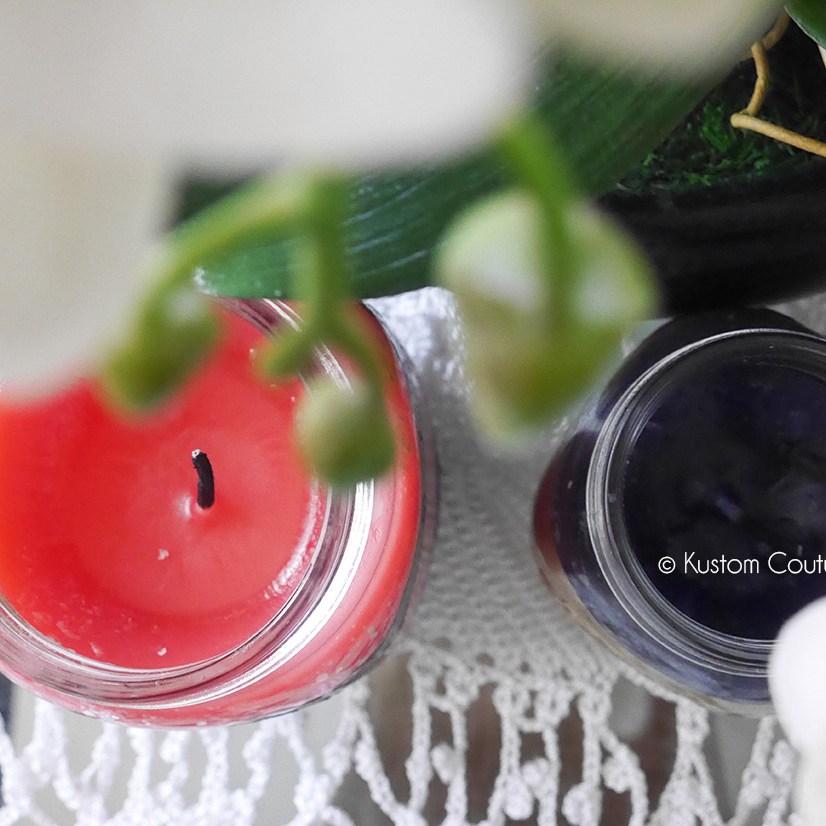 Faire des bougies parfumées | Kustom Couture
